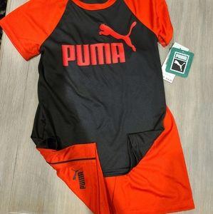NWT Kids Puma 2pcs Set